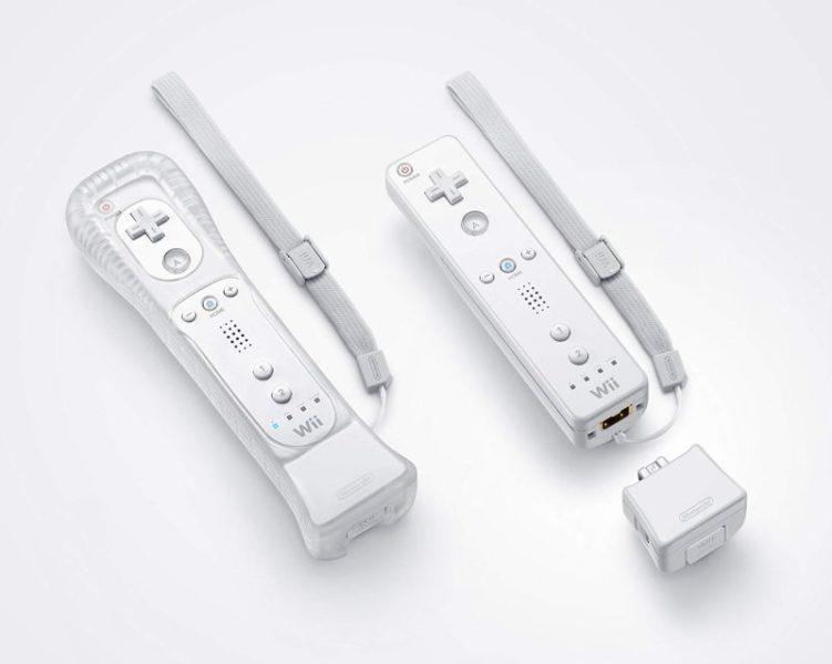 Controller della console Wii, Wiimote con Wii Motion Plus
