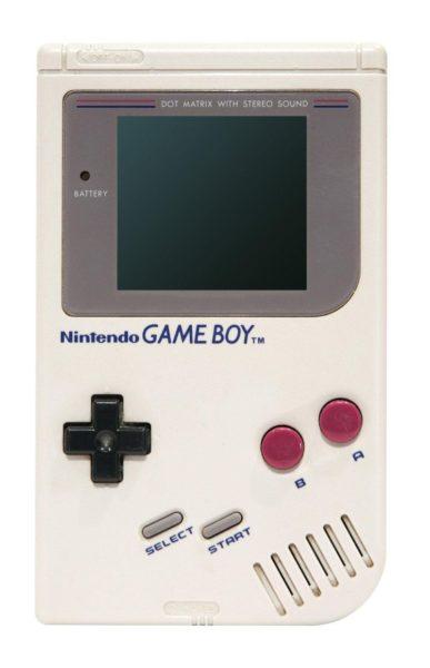 console portatile Nintendo Game Boy